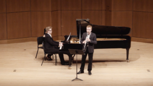 VSO - Day of Music - J. Brahms, Sonata nº1 for clarinet & piano op.120