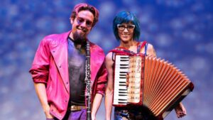 VSO - Day of Music - Alternative Accordion and Clarinet Duo