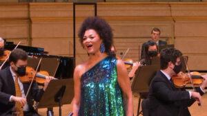 VSO - Day of Music - Measha Brueggergosman sings Mahler
