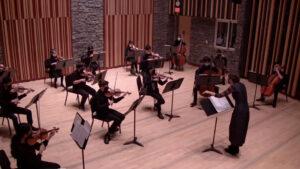 VSO - Day of Music - VSOSOM Strings: Mahler, Graupner, and Handel
