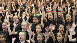 VSO - Day of Music - One Voice – a virtual video by the BC Girls Choir