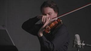 VSO - Day of Music - Sonata for Solo Violin