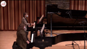 VSO - Day of Music - Sarah Rose in a Piano Masterclass with Jane Coop