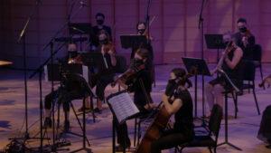 VSO - Day of Music - Samuel C Taylor: Four Novelletten for Strings