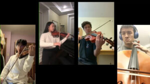 VSO - Day of Music - Tjonneblomen – Danish String Quartet Cover